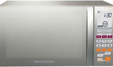 Microondas Brastemp 30L com Grill BMT45 – Conheça os detalhes do modelo