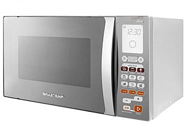 Como descongelar alimentos com microondas Brastemp – 30 litros BMT45