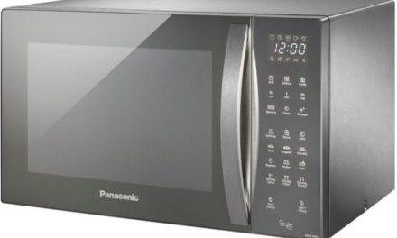 Como descongelar alimentos com microondas Panasonic 30L NN-GT696
