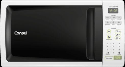 Micro-ondas Consul Facilite 20L Branco CMS26