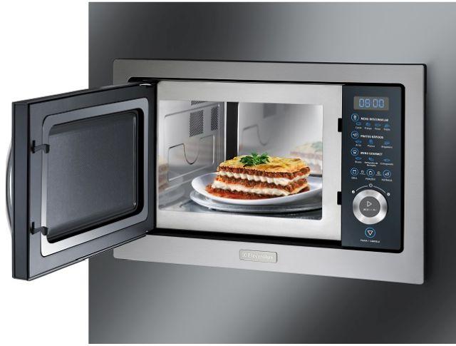 Como utilizar a função grill do Microondas Electrolux 28 litros de Embutir Home Pro - MB38X