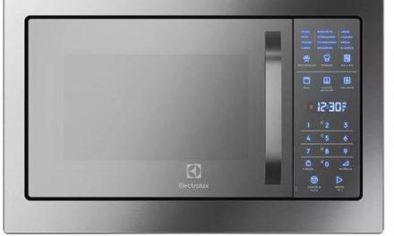 Como utilizar a função grill do Microondas Electrolux 28 litros de Embutir – MB38T