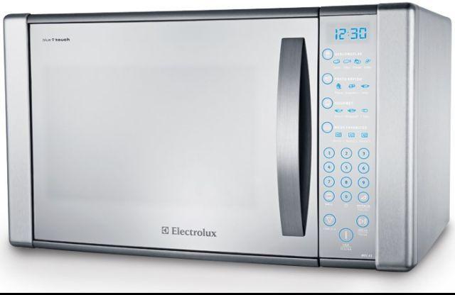 Microondas espelhado 31 litros Electrolux MEC41 com Grill