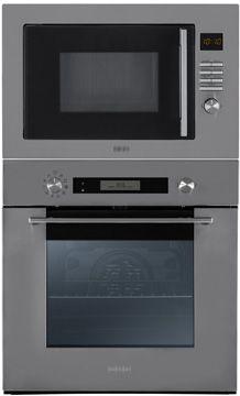 Microondas Franke 25L de Embutir com Grill FMW250SM G SX