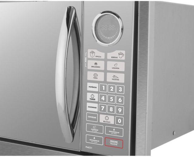 Microondas Philco 30L de Embutir com Grill PME31BM