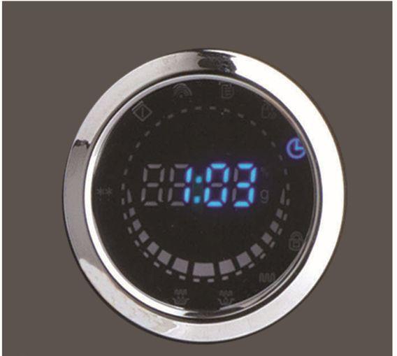 Microondas Philco 30L Porta Espelhada PME31 - Display