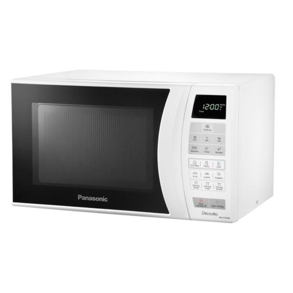 Microondas Panasonic Dia a Dia NN-ST254 Branco 21 Litros