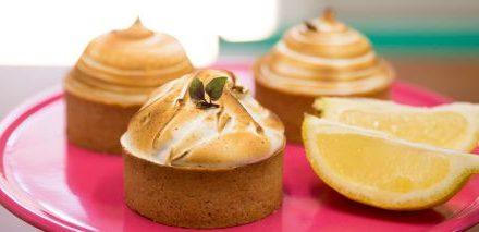 Torta de Limão com Merengue – Receita Especial da Chef Simone Izumi – Experimente