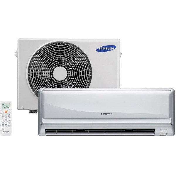 Ar Condicionado Samsung Max Plus AR09HCSUBWQ Split High Wall 9000 BTUs Frio