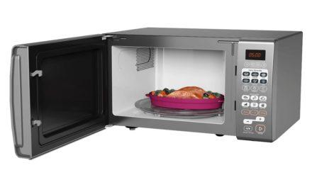 Comida feita no microondas – Conheça os benefícios de cozinhar em microondas