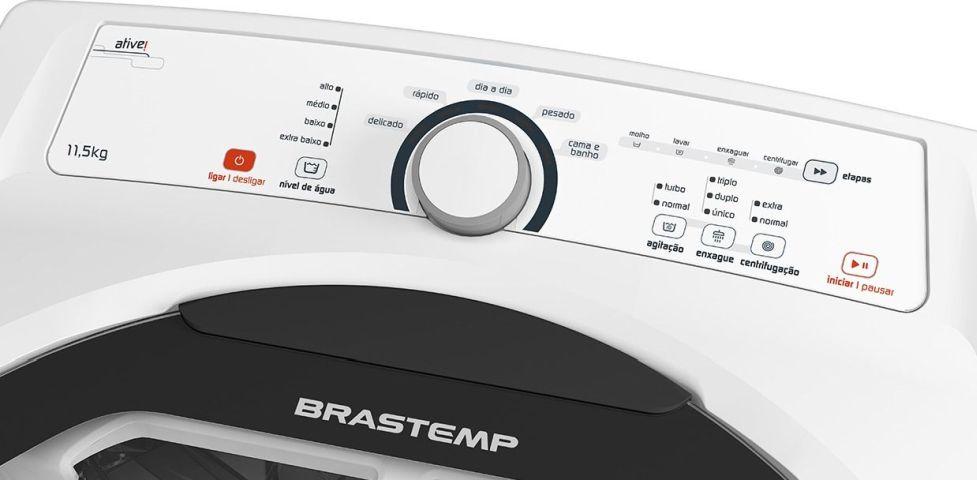 Como Limpar a Máquina de Lavar Brastemp 11 kg - BWG12AB