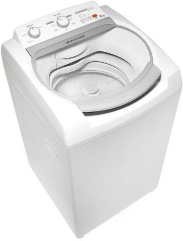 Lavadora de roupas Brastemp 9 Kg - BWJ09ABA