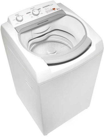 Manual de Operações da lavadora de roupas Brastemp BWJ09