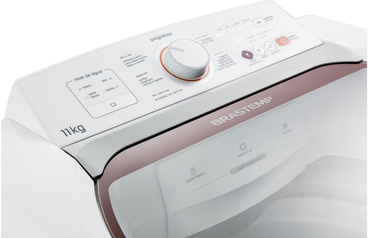 Máquina de Lavar Brastemp 11 kg - BWK11