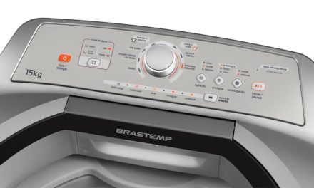 Medidas da Lavadora de roupas Brastemp 15 kg Inox – BWN15