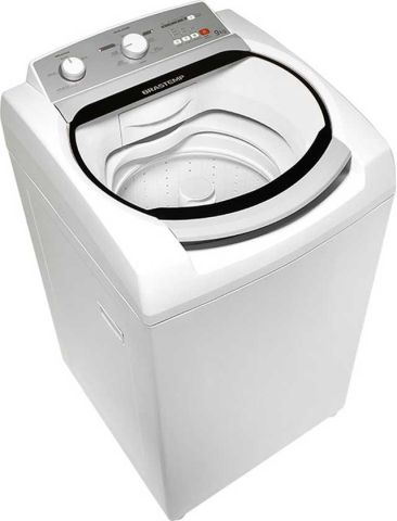 Manual de Operações da lavadora de roupas Brastemp BWS09