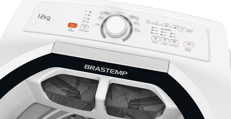 Resolvendo problemas da Lavadora de roupas Brastemp  - BWT12