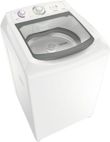 Como usar Lavadora de roupas Consul CWS11