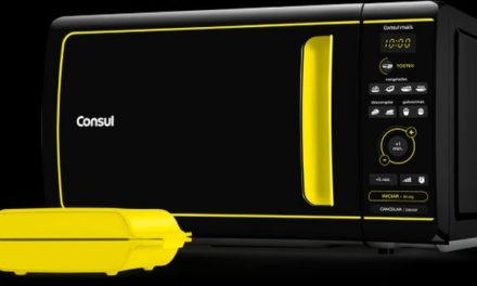 Microondas Consul 20L Mais com Função Tostex CME20AY – Conheça o modelo em detalhes