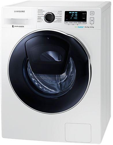 Lava e seca Samsung 10,2 Kg - WD10K6410OWFAZ