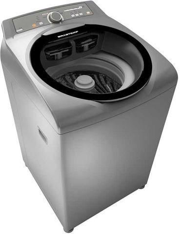 Máquina de Lavar Brastemp 11kg com sistema Fast Cycle e função Extra Seca - BWG11