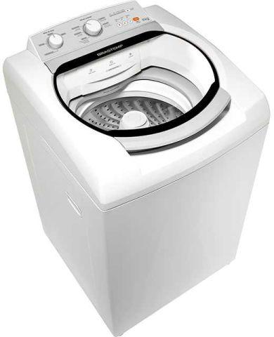 Máquina de Lavar Brastemp 11kg com Ciclo Tira Manchas e Função Turbo Performance - BWS11