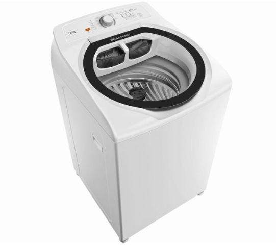 Máquina de Lavar Brastemp 12kg com Super Filtro Anti Fiapos - BWT12AB