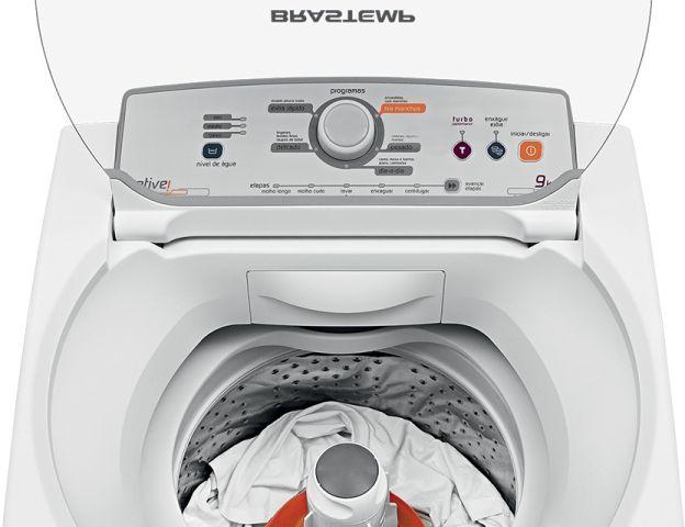 Como limpar a lavadora Brastemp Ative 9 Kg - BWL09