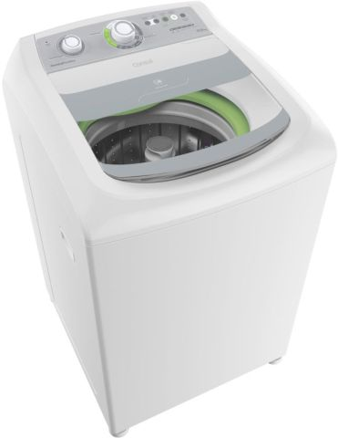 Lavadora de roupas Consul CWK12 - solução de problemas