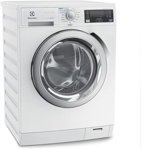 Lavadora de roupas abertura frontal - Electrolux 10,2 Kg - LFE10