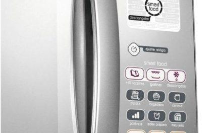 Como ajustar a potência do microondas Brastemp 38 litros – 1