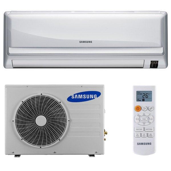Ar Condicionado Samsung Max Plus AR12KCFUAWQ Split High Wall 12000 BTUs Frio