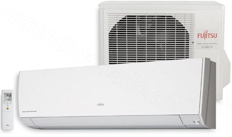 Ar Condicionado Fujitsu ASBG09JMCA Split High Wall 9000 BTUs Frio