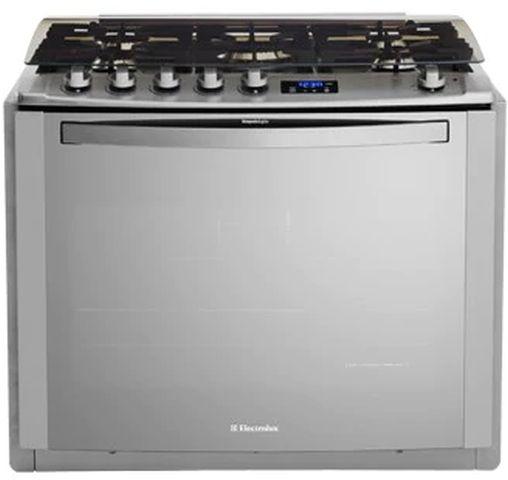 Conhecendo o fogão a gás Electrolux - 76efx