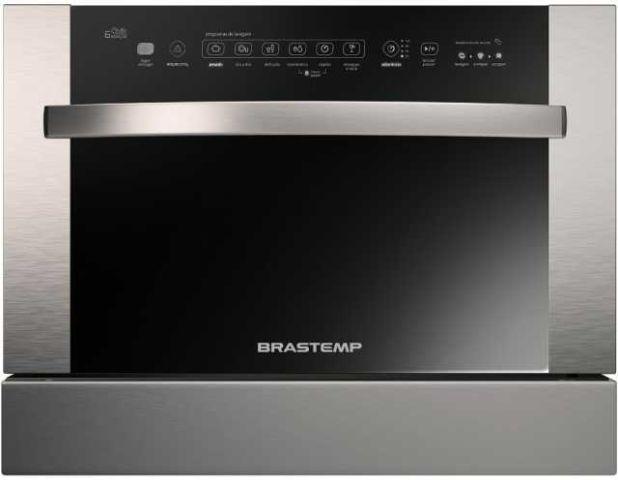 Lava louças mais vendidas de 2018 -Brastemp BLB06AR