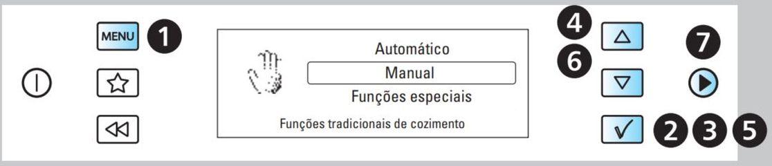 Como ajustar a potencia do microondas 40 litros BMO40 - 1
