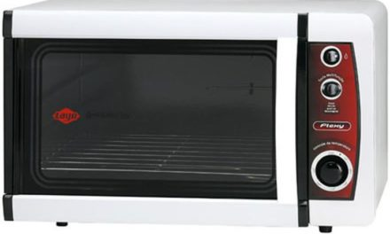Medidas do Forno Elétrico Layr 46 litros Flexy Easy Clean