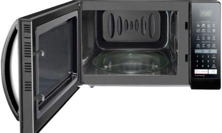 Como descongelar alimentos com microondas LG 30L – MS3057