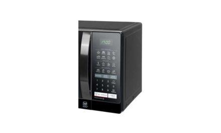 Como ajustar a potência do microondas LG 30 litros MS3057