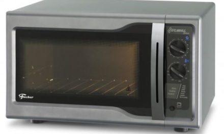 Solução de problemas do forno elétrico Fischer – 24038