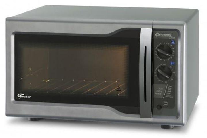 Medidas do forno elétrico Fischer - 24038