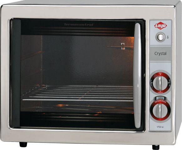 Medidas do forno elétrico Layr linha Advanced