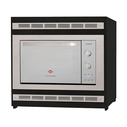 Medidas do forno elétrico Layr Sigma de embutir