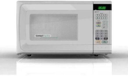 Como descongelar alimentos com microondas Consul 20L CMS26