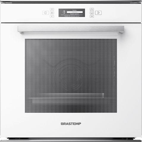 Manual de Operações do forno elétrico Brastemp GOC60