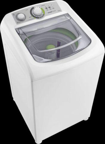 Manual de instruções da lavadora de roupas Consul CWE08