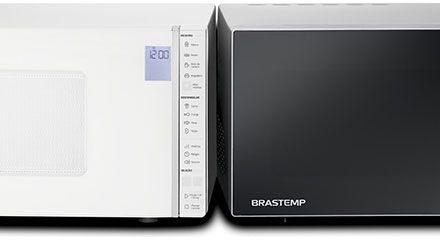 Como descongelar alimentos com microondas Brastemp – 32 litros BMS45