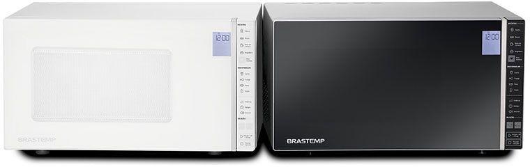 Como descongelar alimentos com microondas Brastemp - BMS45