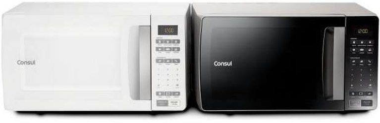 Manual de instruções do microondas Consul 32 litros - CMS45