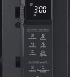 Como descongelar alimentos com microondas LG 42L – MH8297